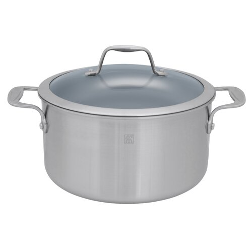 Spirit Nonstick 6-qt. Round Dutch Oven