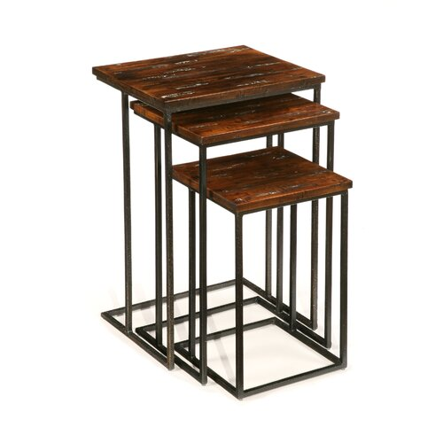 Inspirations 3 Piece Nesting Table