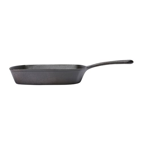 """Emerilware by All Clad Cast Iron 10"""" Grill Pan"""