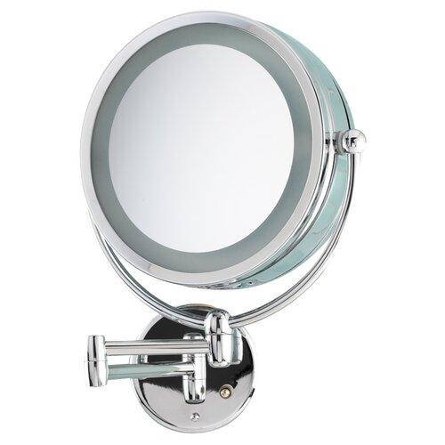 Revolving Lit Mirror