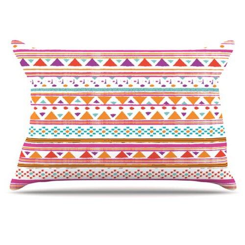 KESS InHouse Native Bandana Pillowcase