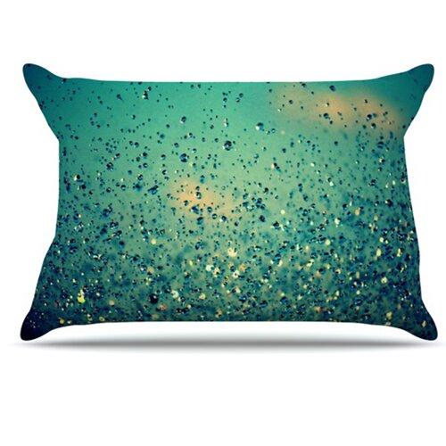 KESS InHouse Lullaby, Close Your Eyes Pillowcase