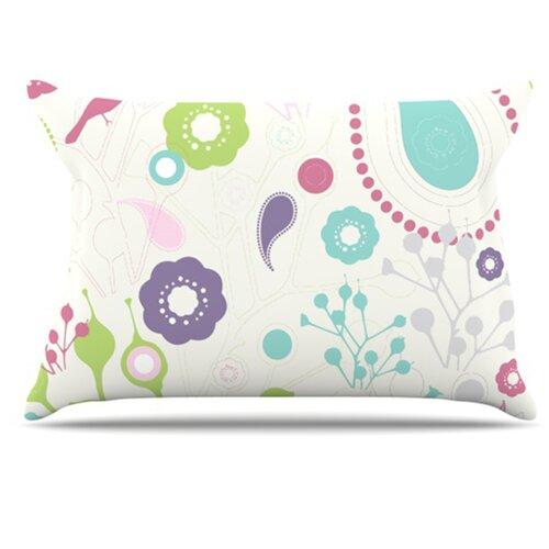 Bird Song Pillowcase