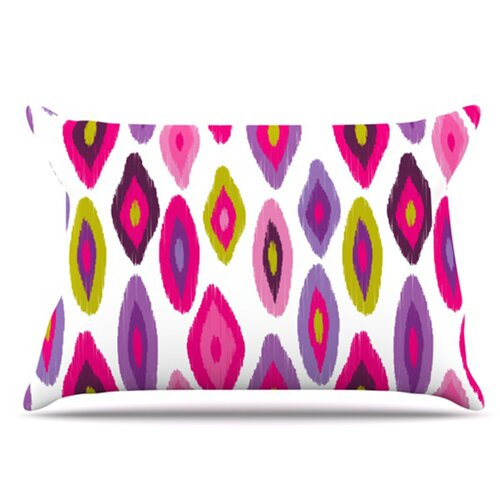 KESS InHouse Moroccan Dreams Pillowcase