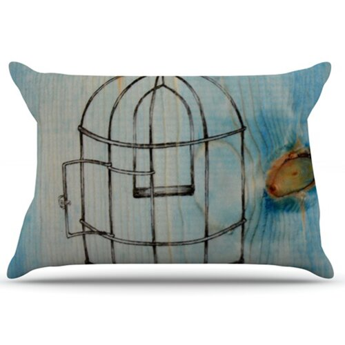 Bird Cage Pillowcase