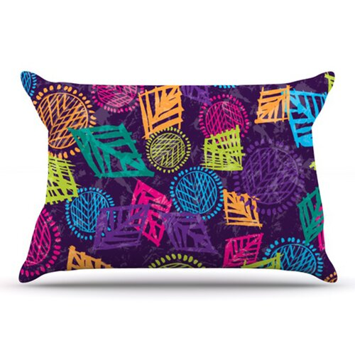 KESS InHouse African Beat Pillowcase