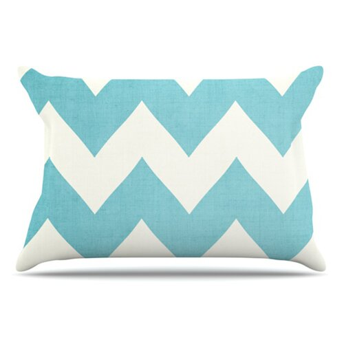 KESS InHouse Salt Water Cure Pillowcase
