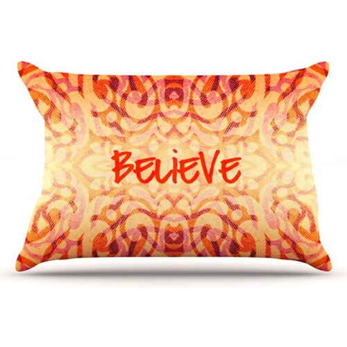 Tattooed Believer Pillowcase