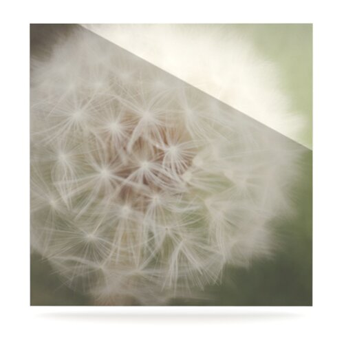 KESS InHouse Dandelion by Catherine McDonald Photographic Print Plaque