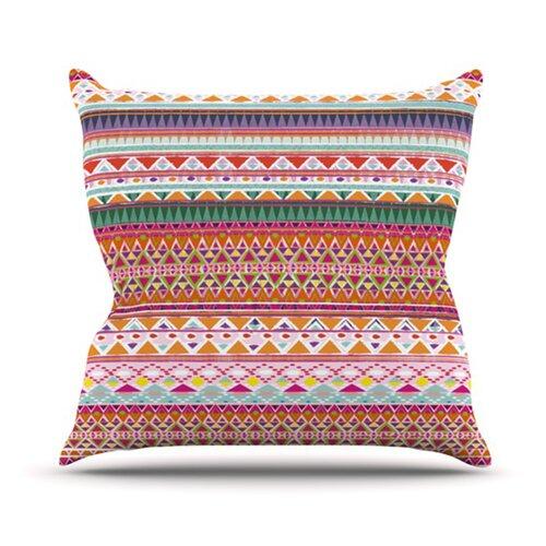 KESS InHouse Chenoa Throw Pillow