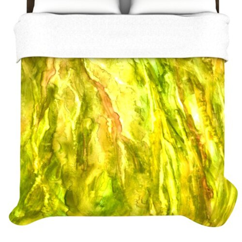 KESS InHouse Tropical Delight Duvet Cover
