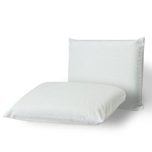 OrthoTherapy Memory Foam Traditional Pillows (Set of 2)