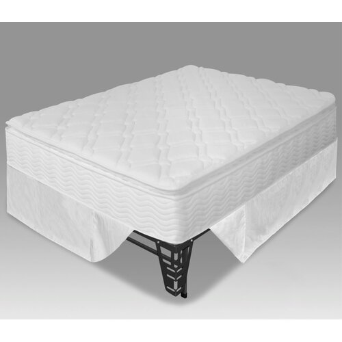 "Sleep Revolution 10"" Pillow Top iCoil Spring Mattress"