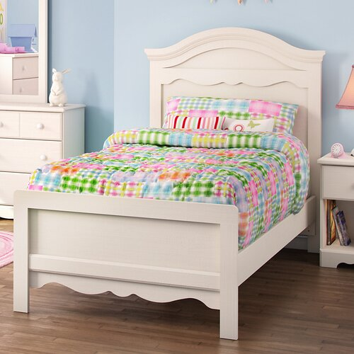 South Shore Summer Breeze Twin Panel Bed