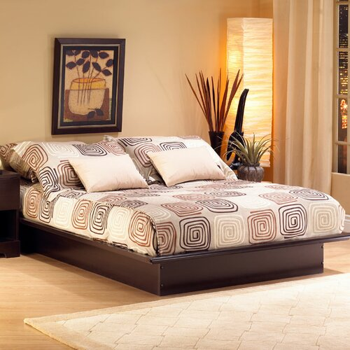 South Shore Queen Platform Bed Clearance