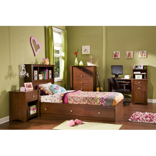 South Shore Jumper 1 Drawer Nightstand