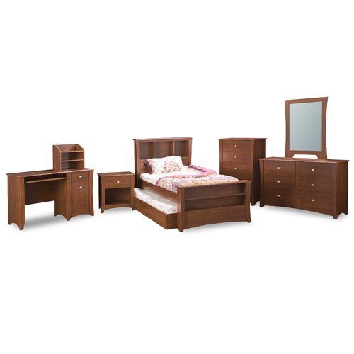 South Shore Jumper Twin Bookcase Headboard