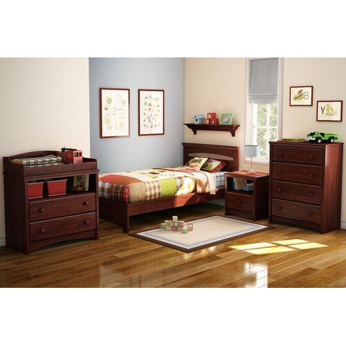 South Shore Sweet Morning 1 Drawer Nightstand