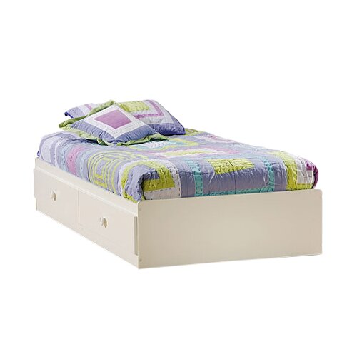South Shore Sand Castle Mate's Bed Box with Storage