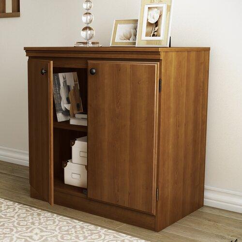 """South Shore Morgan 31.25"""" Storage Cabinet"""