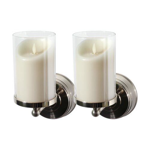 Ivory Wall Sconce (Set of 2)