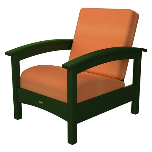 Trex Outdoor Trex Outdoor Rockport Club Deep Seating Chair