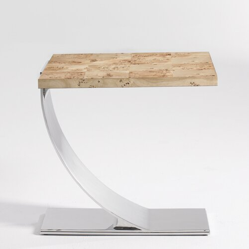 Parallax End Table