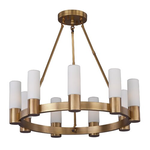 Contessa 9 Light Chandelier