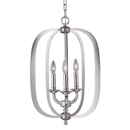 Wildon Home ® Fairmont 3 Light Mini Pendant