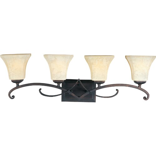 Maxim Lighting Oak Harbor 4Light Bath Vanity