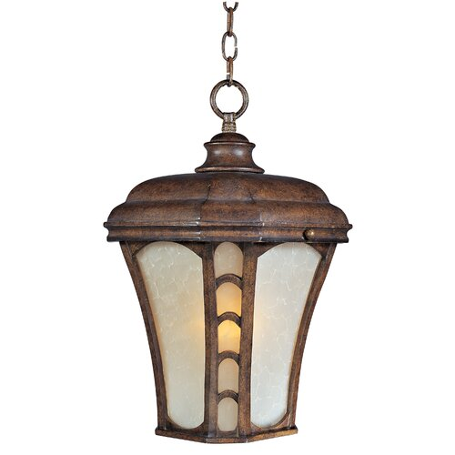 Wildon Home ® Lake Shore VX ES 1 Light Outdoor Hanging Lantern