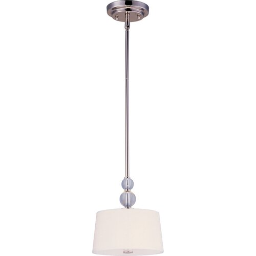 Maxim Lighting Rondo 1 Light Mini Pendant