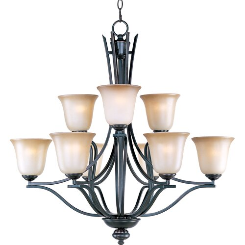 Maxim Lighting Madera 9 Light Chandelier