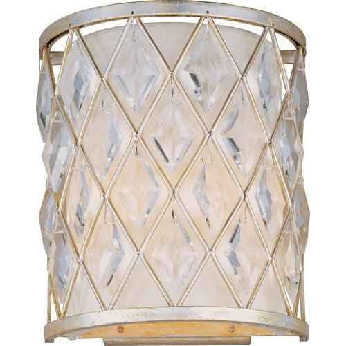 Maxim Lighting Diamond 1 Light Wall Sconce
