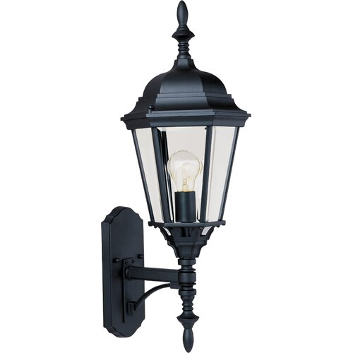 Wildon Home ® Wagner 1 - Light Outdoor Wall Mount