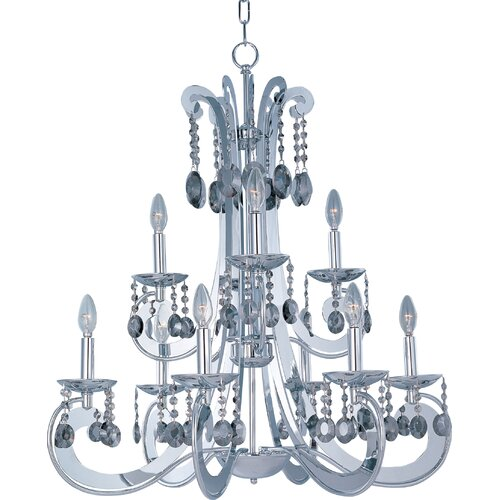 Wildon Home ® Jobim 9 - Light Multi - Tier Chandelier