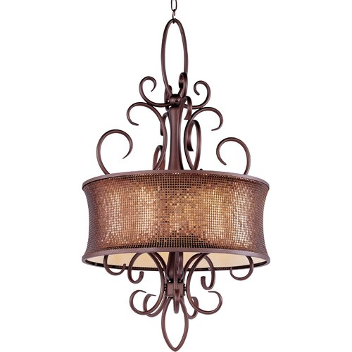 Wildon Home ® Deblen 5 - Light Single Pendant