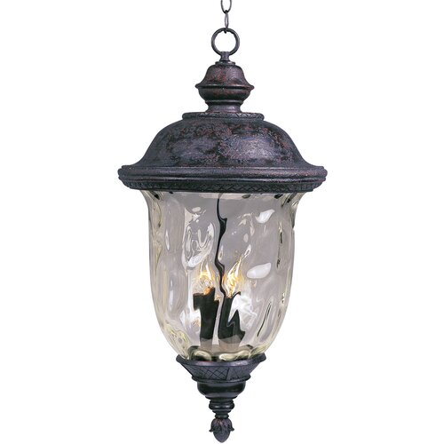Wildon Home ® Gettz 3 - Light Outdoor Hanging Lantern