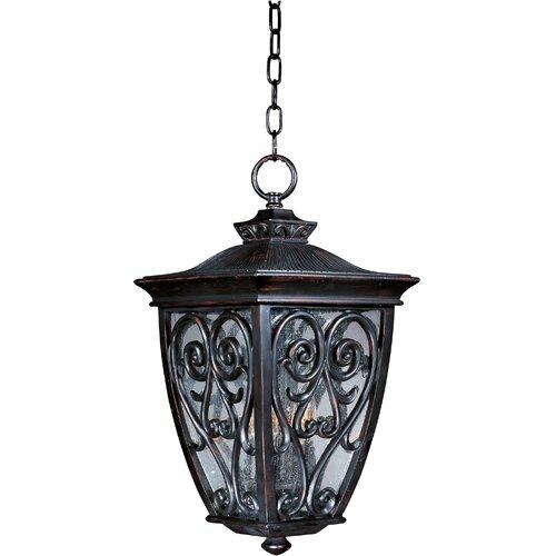Wildon Home ® Vigore 3 - Light Outdoor Hanging Lantern
