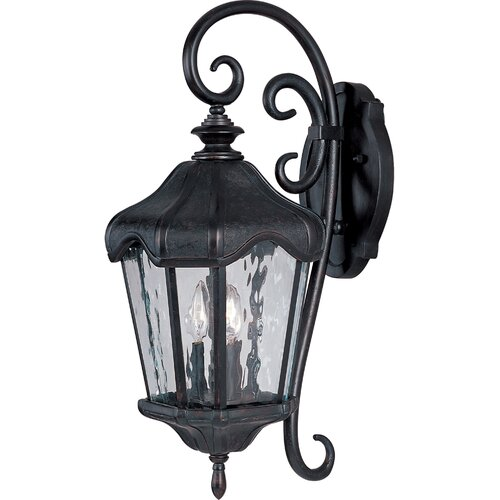 Wildon Home ® O'Bryan 1 - Light Outdoor Wall Mount
