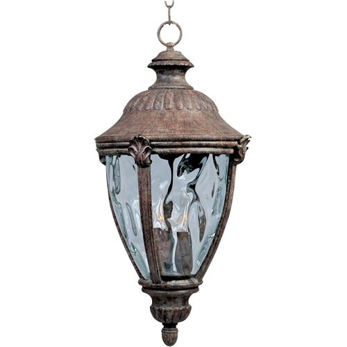 Wildon Home ® Tranquille 3 - Light Outdoor Hanging Lantern