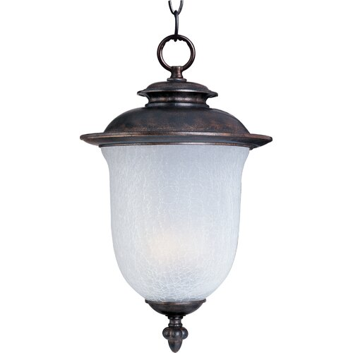 Wildon Home ® Counterpoynt 1 - Light Outdoor Hanging Lantern