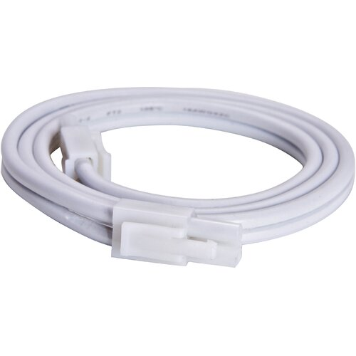 "Maxim Lighting CounterMax MX-L 18"" Interlink Cord in White"