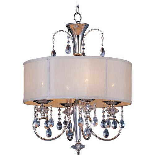 Wildon Home ® Bradford 4 - Light Single Pendant