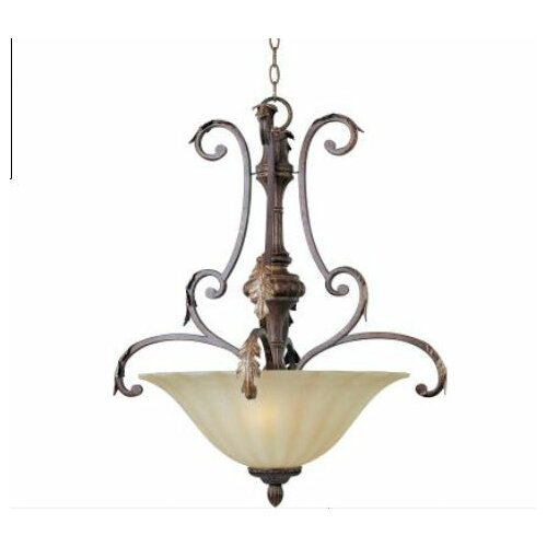 Wildon Home ® Augusta 3 Light Inverted Pendant