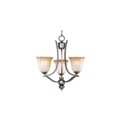 Wildon Home ® Soprane 3 - Light Mini Chandelier
