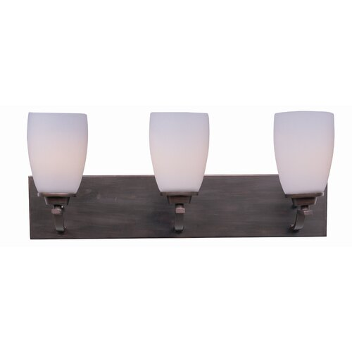 Maxim Lighting Rocco 3 Light Bath Vanity Light