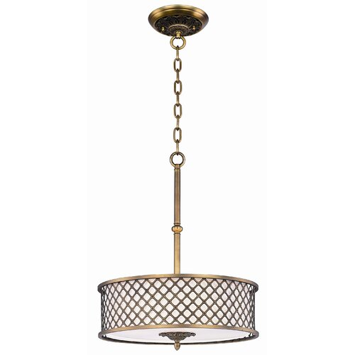 Wildon Home ® Spyre 4 - Light Single Pendant