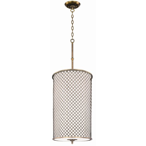 Spyre 6 - Light Entry Foyer Pendant