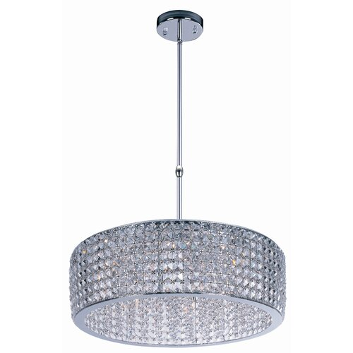 Wildon Home ® Romansa 12 - Light Single Pendant